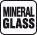 Mineral glass