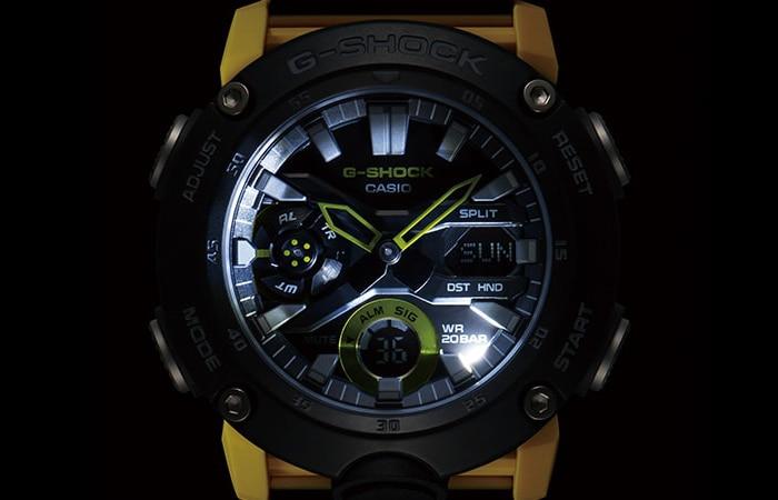 4dc7edf66361cf ... Casio G-Shock GA-110CC -2AER GA-2000 -1A9ER ...