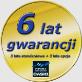Casio - 6 lat gwarancji